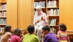 Public Book Reading - Orem
